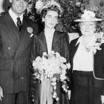 Cary at his wedding to his second wife Barbara Hutton
