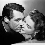 Cary and Ingrid Bergman in Notorious