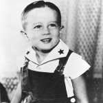 James Dean at 4