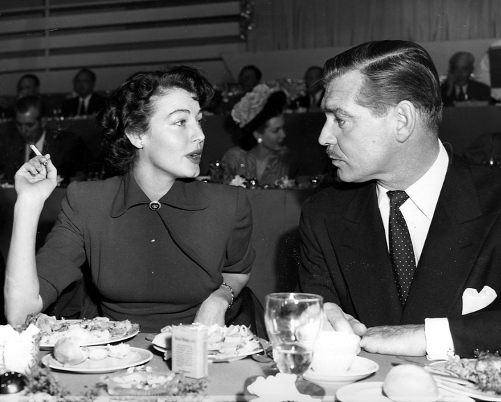 Image result for ava gardner and clark gable