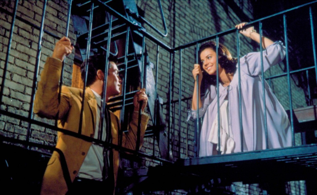 a comparison of shakespeares romeo and juliet and robert wises west side story