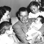 Frank, Nancy and their three children