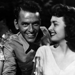 Frank and Donna Reed in From Here To Eternity