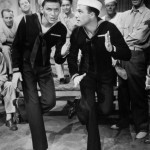Frank and Gene Kelly in Anchor's Aweigh