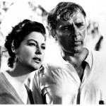 Ava and Richard Burton in The Night of the Iguana