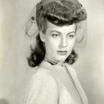 Ava's publicity still for one of her first feautures