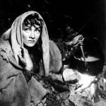 Marlene Dietrich in Golden Earrings 1947