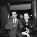 Marlene and lover John Gilbert