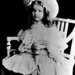 Marlene as a child