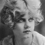 Jean Harlow as a teenager