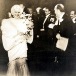 Jean at the premiere of Hell's Angels in 1930