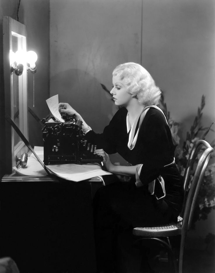 Jean harlow facts 3