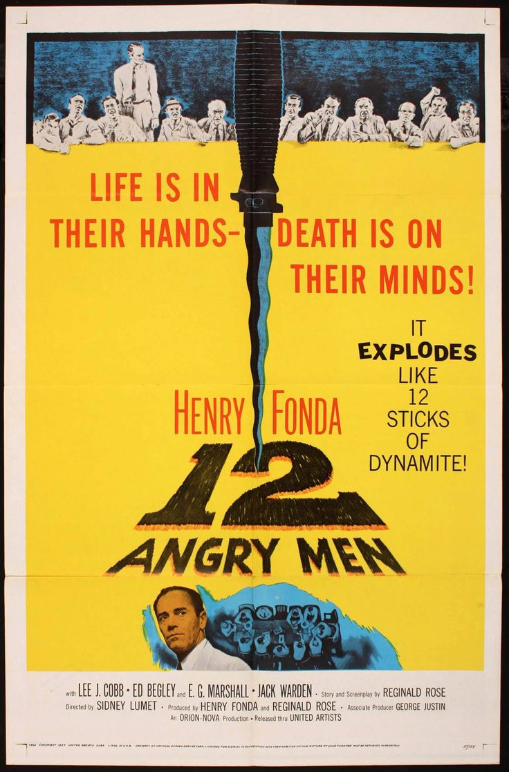 angry men classic hollywood central classic 12 angry men poster