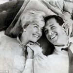Doris Day and frequent co-star Rock Hudson