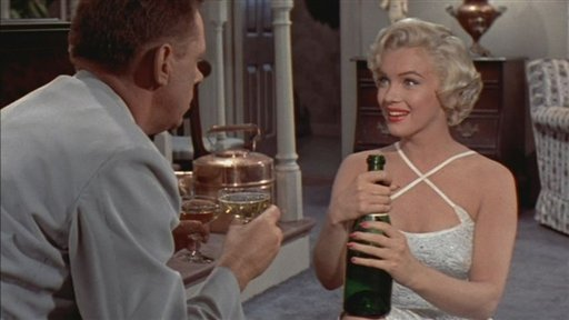 The Seven year Itch scene