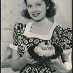 Lucille Ball in her twenties