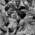 Lucy, Desi and their children