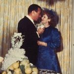 Lucy and Gary at their wedding