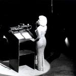 Singing Happy Birthday to John F. Kennedy