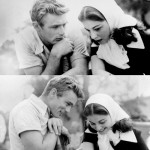James Dean and Pier Angeli2