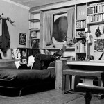 James Dean in his New York appartment1
