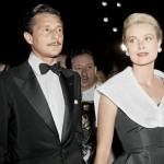 Grace and Oleg Cassini