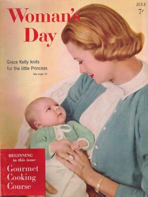 Grace and baby Caroline