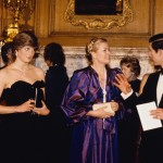 with Princess Diana and Prince Charles in 1981