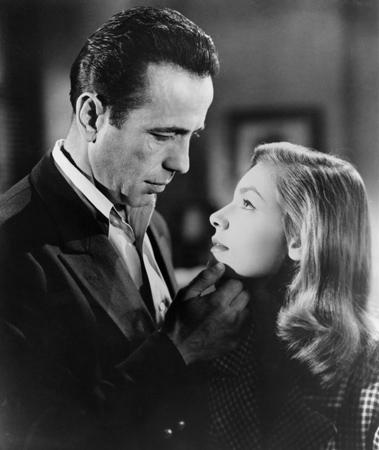 Bogie and Lauren Bacall in To Have and Have Not