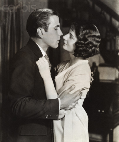 Bogie and his second wife Mary Phillips