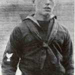 Humphrey Bogart in the navy