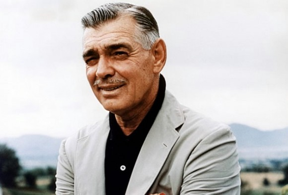 Clark Gable in his final years