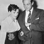 Judy and Sid Luft