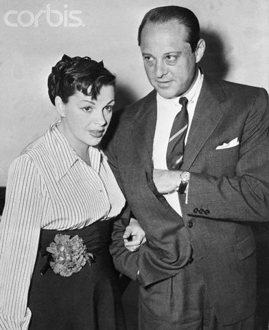 Judy and Sid Luft