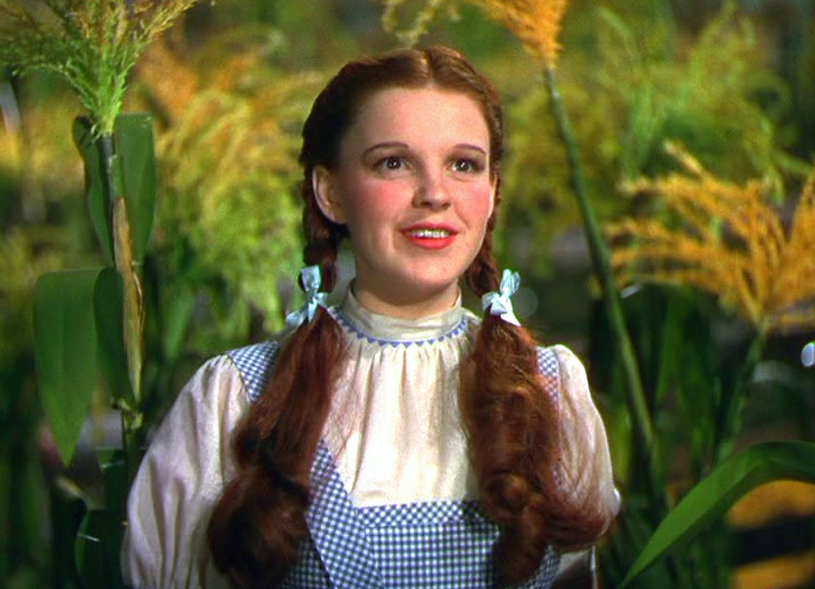 Judy in The Wizard of Oz