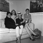 Judy with her three children