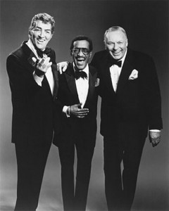 The Rat Pack together again tour
