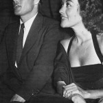 Marlon and his second wife Movita