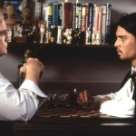 With Johnny DEpp in Don Juan DeMarco