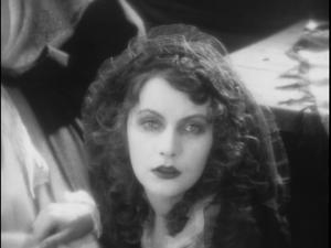 Greta Garbo in Gosta Belring
