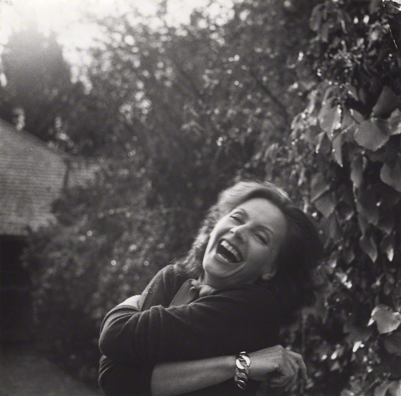 Greta pictured by good friend Cecil Beaton in the 40s