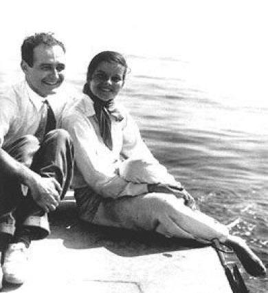 Katharine and her husband Ludlow