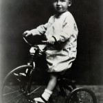 James Stewart as a child