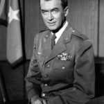 James Stewart in military uniform