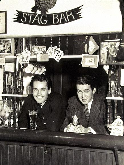 James and Henry Fonda