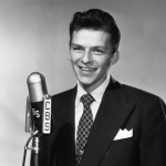 Frank Sinatra in his twenties