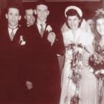 Frank and Nancys wedding