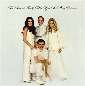 The Sinatra Family Christmas album