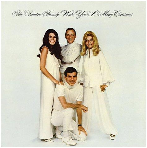 The Sinatra Family Christmas album