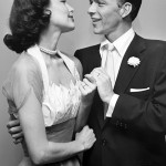 Ava and third husband Frank Sinatra